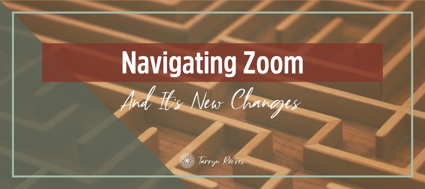 Navigating Zoom's New Changes